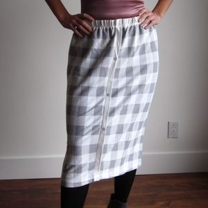 Dresses & Skirts - *4/20$* - Checkered Skirt